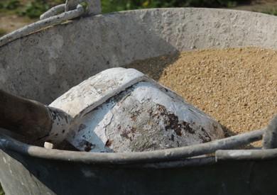 KS Baustoffe: Mauersand für den Hochbau