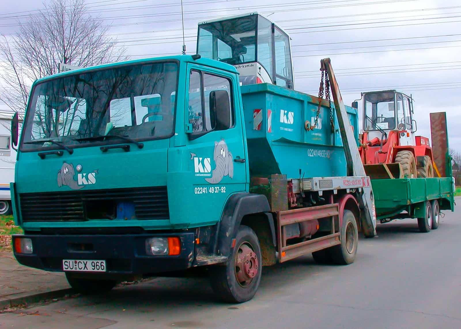 KS Containerdienst 1998