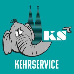 KS Kehrservice der Reinigungsdienst für Baustelleneinfahrten, Zufahrten, Parplätze und große Flächen