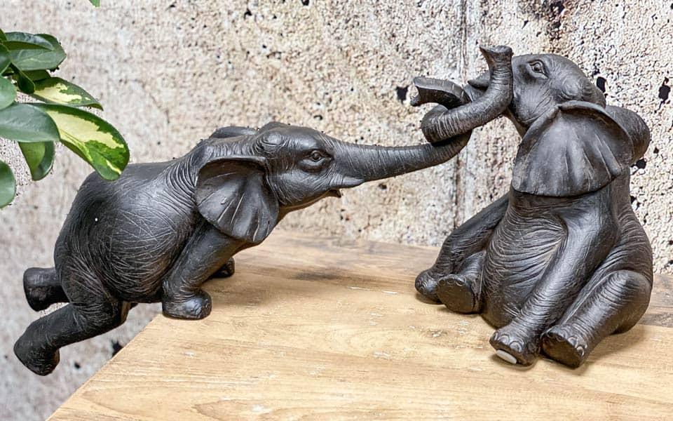 KS Containerdienst Kooperation und Einsatz auch dafuer steht der Elefant